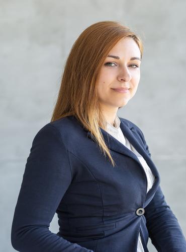 head of operations Milica Pravilović