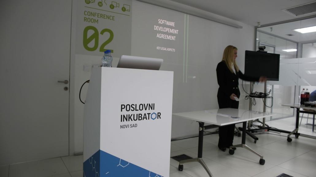 Zunic Law workshop, Tijana Zunic Maric, Nemanja Zunic