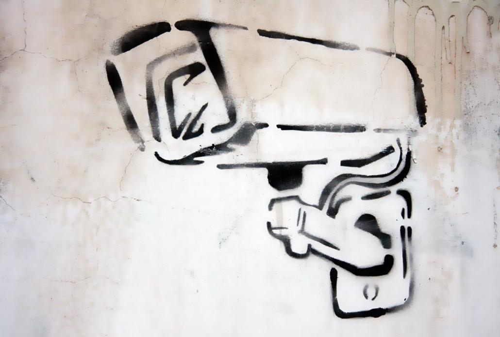 wall camera