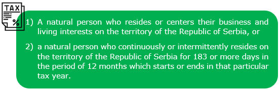 personal income tax serbia, serbia taxes